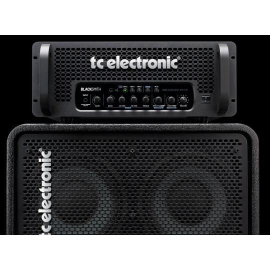 TC ELECTRONIC Blacksmith -  baskytarový zesilovač 1600W