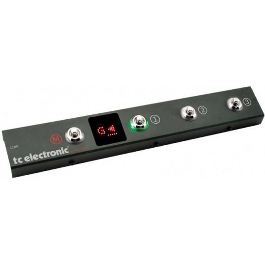 TC ELECTRONIC RC 4 - přepínač pro zesilovače RH450/RH750