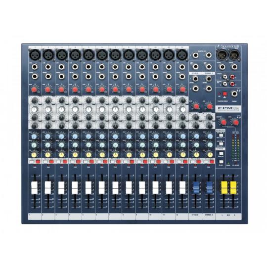 SOUNDCRAFT EPM 12 - mixážní pult