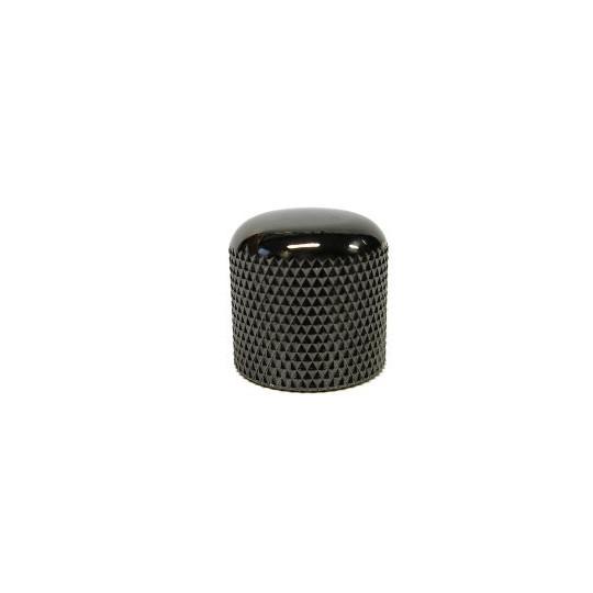 B&Ch C1004BK - knob, černý, hrubý, 19mm