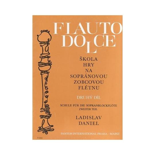 Škola hry na sopran. flétnu II - Ladislav Daniel