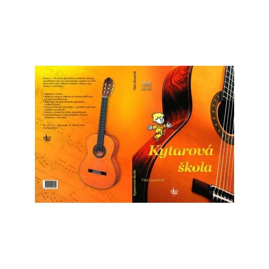 Kytarová škola + CD - Vít Zámečník