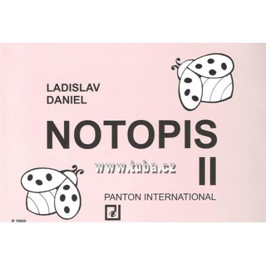 Notopis II - Ladislav Daniel