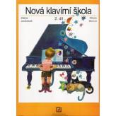 Nová klavírní škola 2. díl - Janžurová
