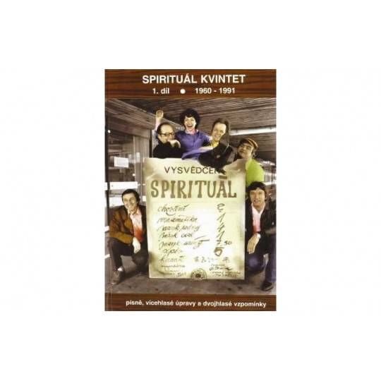 Spirituál kvintet 1. díl