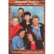 Spirituál kvintet 2 (1991-1998) - zpěv/akordy