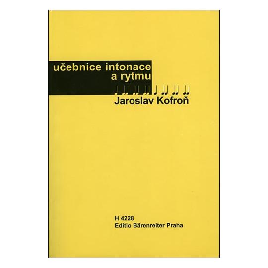 Učebnice intonace a rytmu - Jaroslav Kofroň
