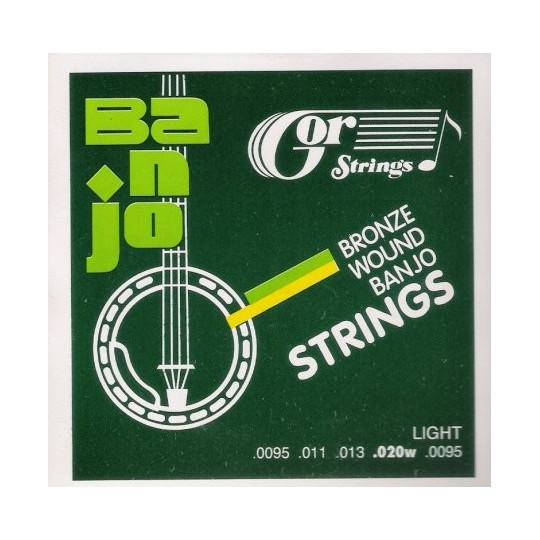 Struny banjo 17BB5-92 sada 11-23
