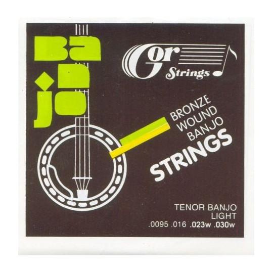 Struny tenor banjo 7BB4-92 sada