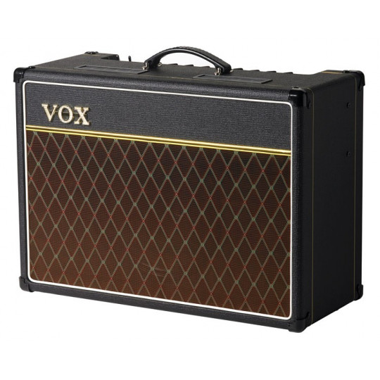 VOX AC15C1 - celolampové kombo 15W