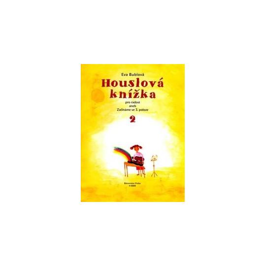 Houslová knížka 2 - Bublová