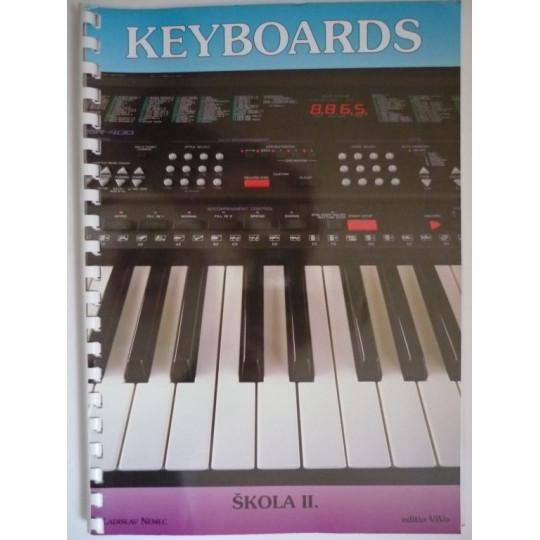 Keyboards - škola II. - Ladislav Němec