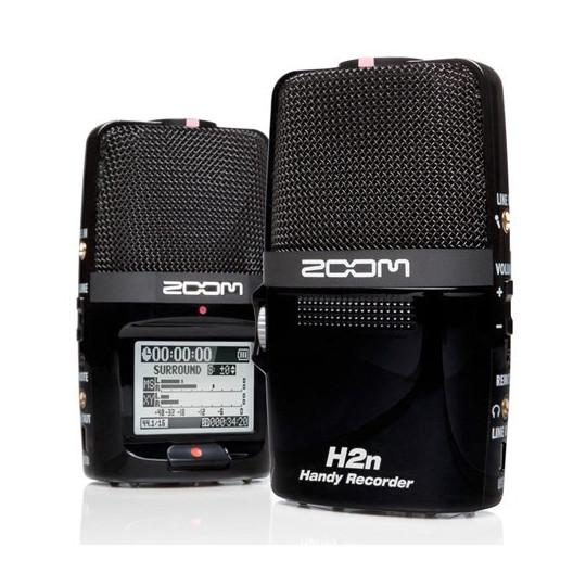 ZOOM H2n Handy Recorder - kapesní recorder