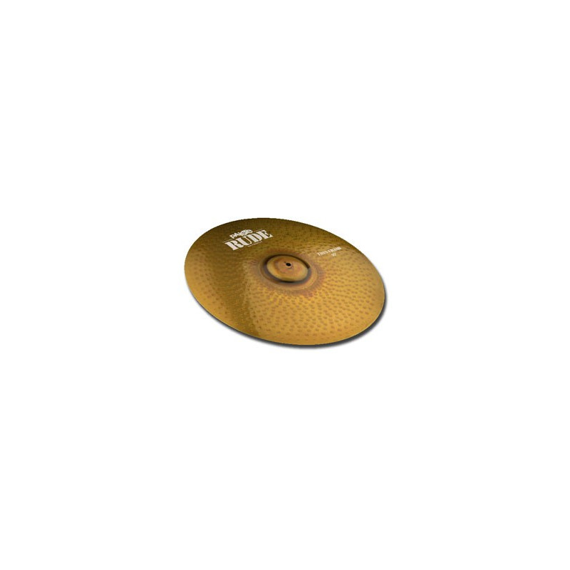 PAISTE Rude thin crash 19""
