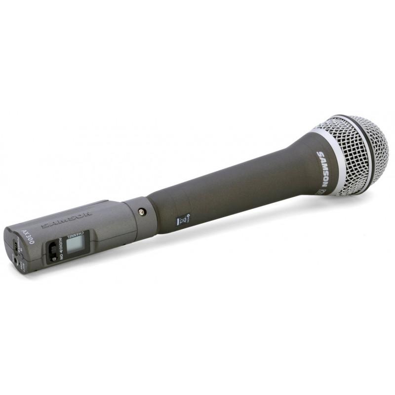 SAMSON AX300 - miniaturní vysílač pro dynamické mikrofony