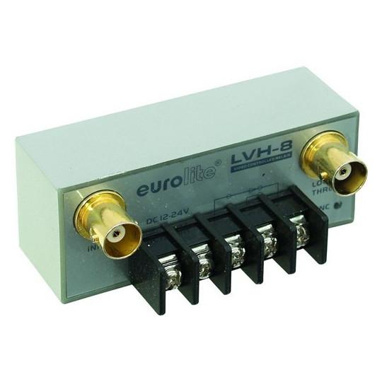 Eurolite LVH-8 video regulační relé