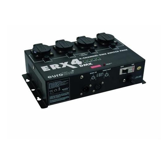 Eurolite ERX-4 DMX