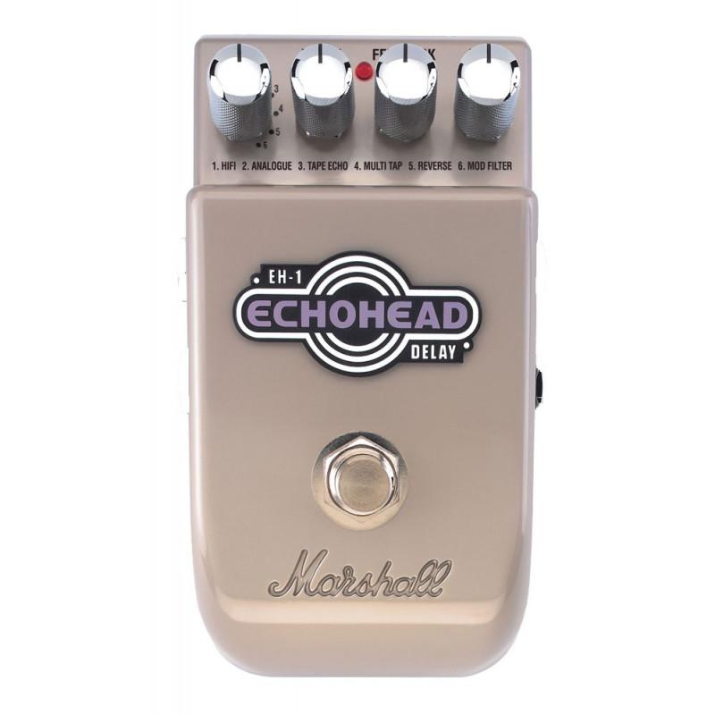 """MARSHALL EH-1 - efektový pedál """"Echohead"""" (PEDL-10035)"""