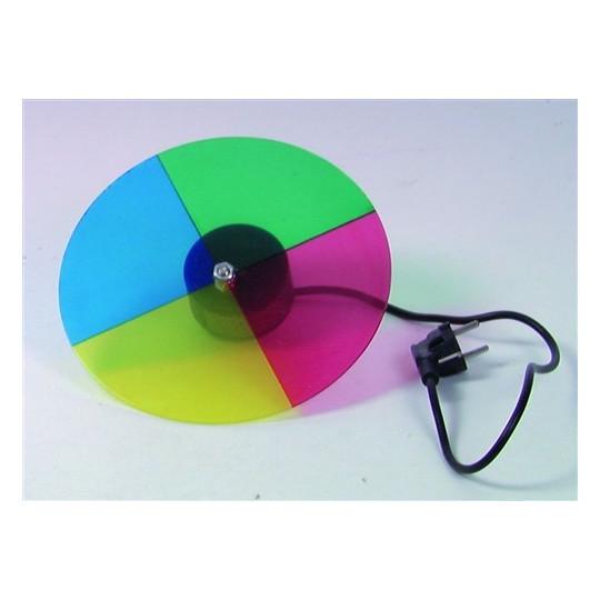 Měnič barev PAR 36