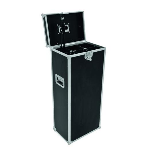 Transportní case pro 6ks mikrofonních stojanů