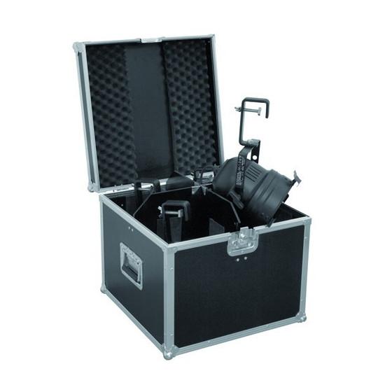 Transportní case pro 4 x PAR-LED 56 spot, dlouhý