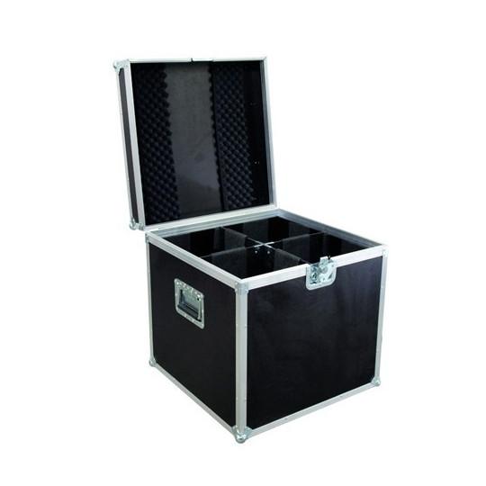 Transportní case pro 4 x PAR-LED 64 spot, dlouhý