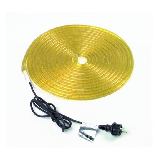 Rubberlight 5, žlutý, 5m