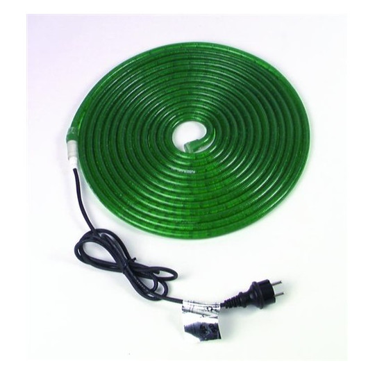 Rubberlight 5, zelený, 5m