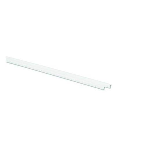 Eurolite krytka na LED profil, mléčná, 2 m