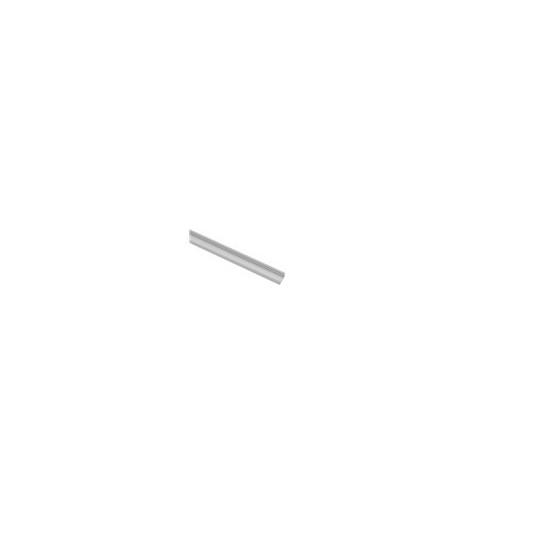 Eurolite U profil pro LED pásky, hliníkový, 2 m