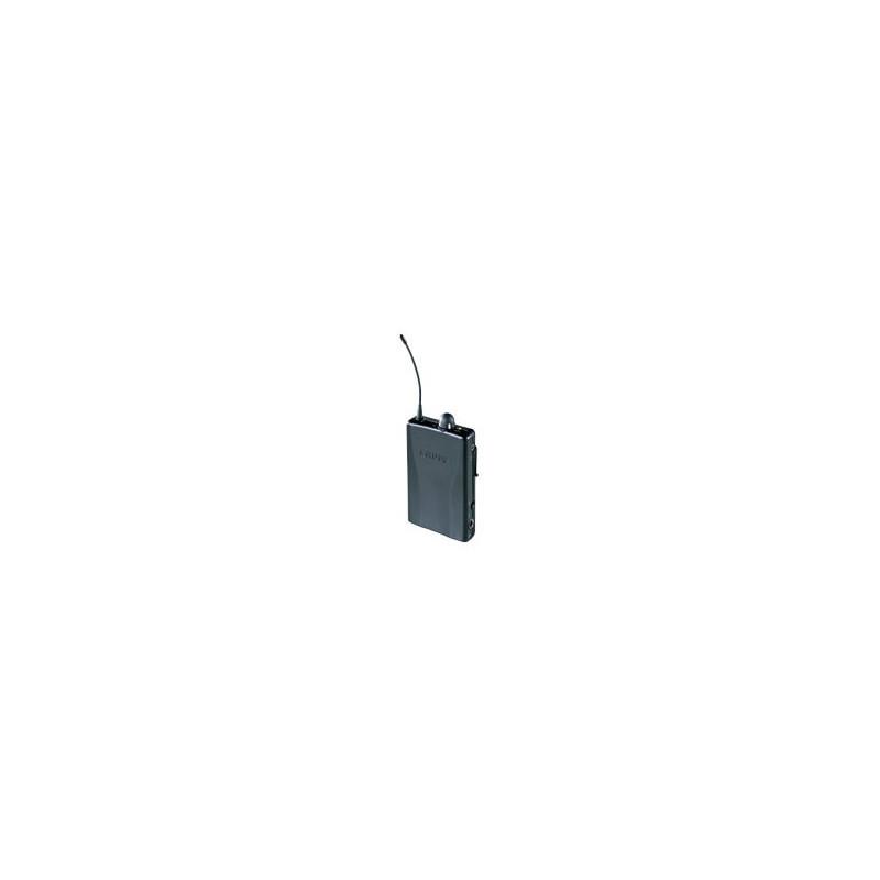 SHURE P2R - bezdrátový/kabelový přijímač PSM 200 pro sluchátkový (In Ear) monitoring