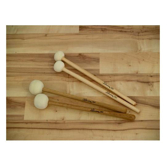 Dimavery DDS-paličky pro basový buben, malé