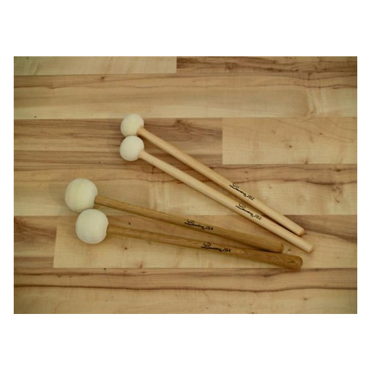 Dimavery DDS-paličky pro basový buben, velké