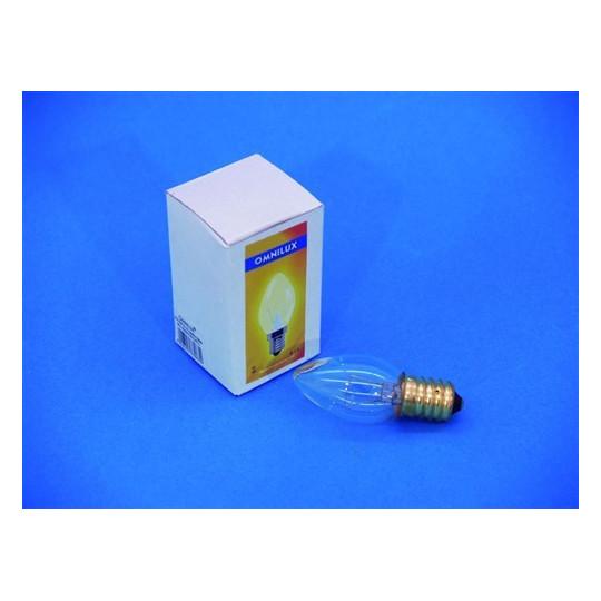 12V/5W E-14 svíčková žárovka Omnilux