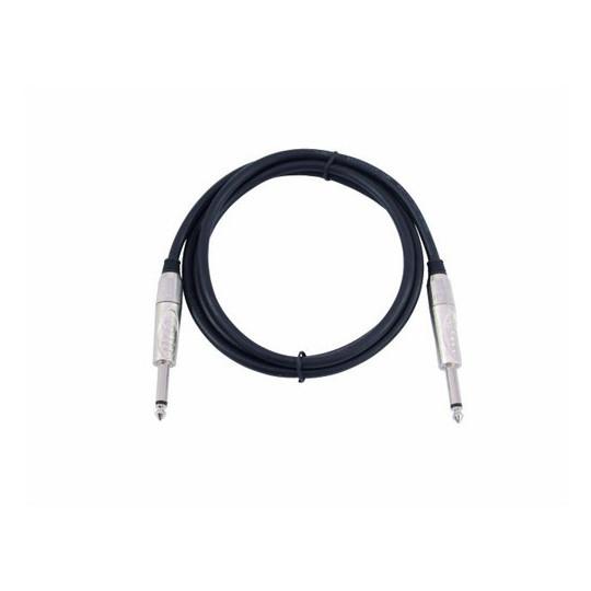 Kabel KR-15 2x Jack 6,3 mono 1,5 m