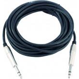 Kabel KS-60 2x Jack 6,3 stereo 6 m