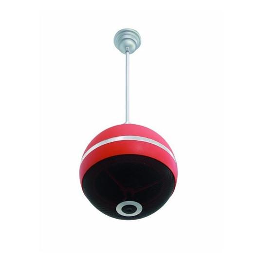 Omnitronic WPC-6R, červený