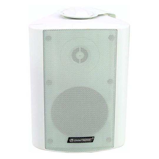 Omnitronic WP-4, bílý