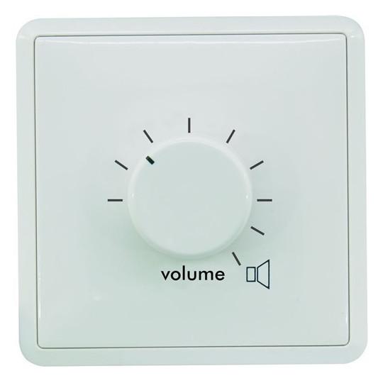 Omnitronic ELA LS - regulátor mono 5 W - bílý