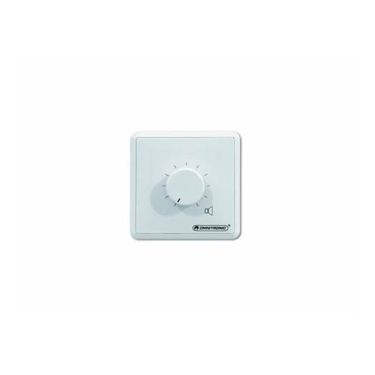 Omnitronic ELA LS - regulátor mono 10 W - bílý