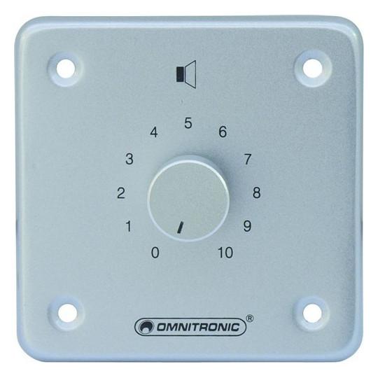 Omnitronic PA ovladač hlasitosti 10 W