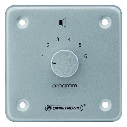 Omnitronic PA programový regulátor