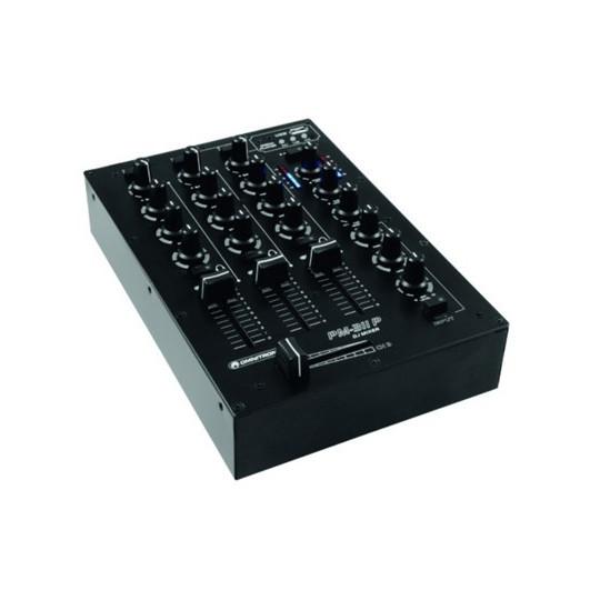 Omnitronic PM-311P DJ mixer s MP3 přehrávačem
