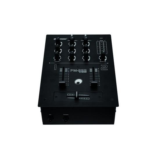 Omnitronic PM-222, 2-kanálový DJ mixpult