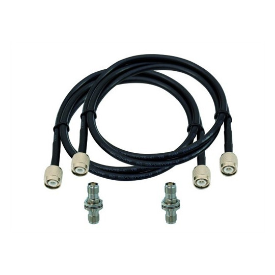 Omnitronic anténní kabel TNC, sada, 10 m