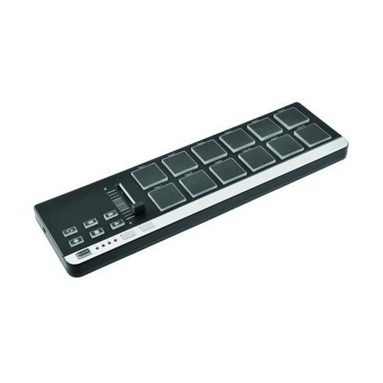 Omnitronic PAD-12 MIDI kontrolér