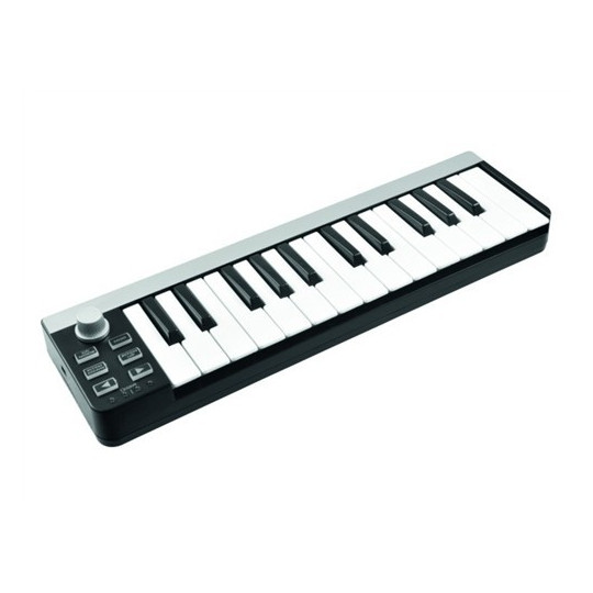 Omnitronic KEY-25 MIDI kontrolér