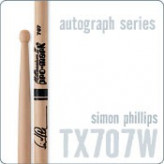 PRO MARK TX707W - paličky Simon Philips řady TX
