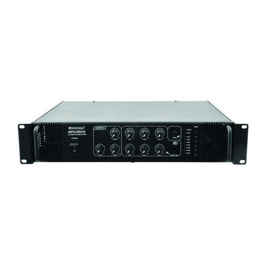 Omnitronic MPZ-250.6 PA mixing amplifier
