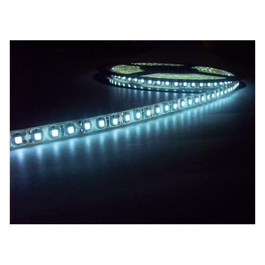LED páska SMD3528, studená bílá, 12V, 1m, IP54, 120 LED/m